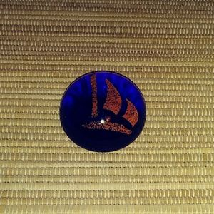 Sail Boat Paperweight